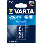 "Elem, 9V, 1 db, VARTA ""Longlife Power"" (VEHE9V1)"