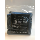 LOTUS Deluxe Drying Towel Dark Grey