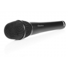DPA 4018V-B-B01d:facto™ 4018V Softboost Supercardioid Mic, Wired DPA Handle, Black