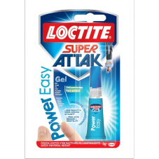 Loctite Super Attak Power Easy Gél 3g.